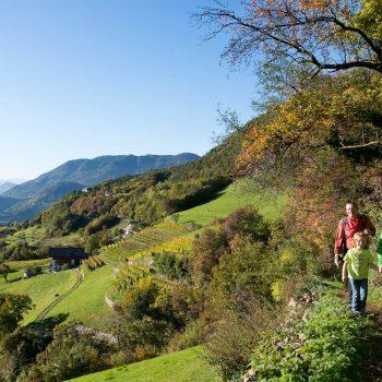 Escursioni in autunno con tutta la famiglia - Stagione del Törggel