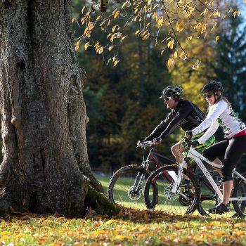 Scoprite i numerosi sentieri intorno a Seis am Schlern e all'Alpe di Siusi in mountain bike